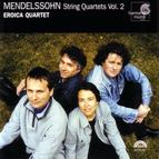 Mendelssohn: String Quartets Vol. 2