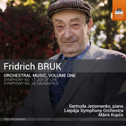 Bruk: Orchestral Music, Vol. 1