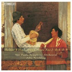 Villa-Lobos - Choros Nos 1, 4, 6, 8 & 9