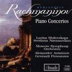 Rubinstein/Rachmaninov: Piano Concertos