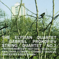 Prokofiev, G.: String Quartet No. 2 with Remixes