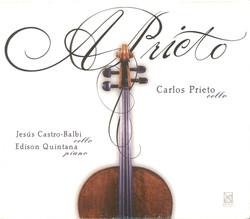 Zyman, S.: Suite for 2 Cellos / Calderon, C.: La Revuelta Circular / Marco, T.: Partita Piatti