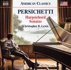 Persichetti: Harpsichord Sonatas Nos. 1, 3, 5, 8 & 9
