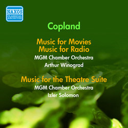 Copland: Music for Movies, Theater & Radio (1953-1956)