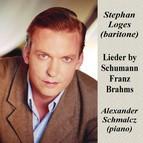 Loges, Stephan: Lieder by Schumann, Franz, Brahms