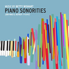 Betty Wishart: Piano Sonorities