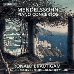 Mendelssohn – Piano Concertos