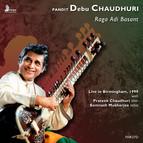 Pandit Debu Chaudhuri: Raga Adi Basant