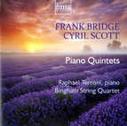 Bridge & Scott: Piano Quintets