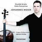 Dvořák & Lalo: Cello Concertos