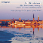 Attilio Ariosti - The Stockholm Sonatas I