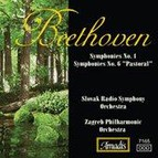 Beethoven: Symphonies Nos. 1 and 6, Pastoral