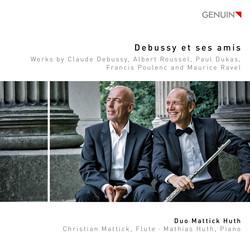 Debussy et ses amis