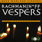 Rachmaninov: Vespers