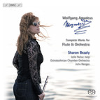 Mozart - Complete Works for Flute and Orchestra