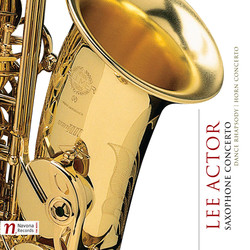 Actor: Saxophone Concerto