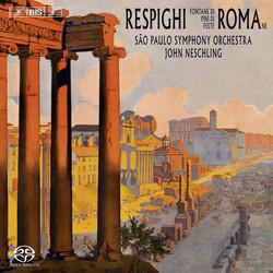 Respighi – Roman Trilogy