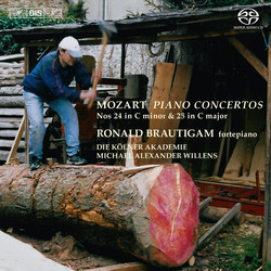Mozart – Piano Concertos Nos. 24 and 25