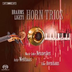 Brahms & Ligeti – Horn Trios