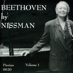 Beethoven by Nissman, Vol. 1