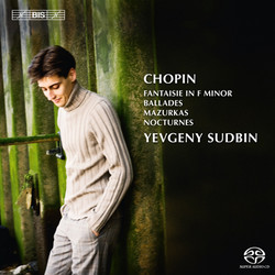 Yevgeny Sudbin plays Chopin