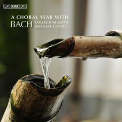 A Choral Year with J.S. Bach