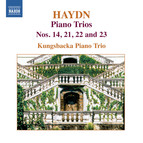 Haydn: Piano Trios, Vol. 3