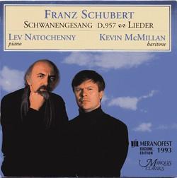 Schubert: Schwanengesang, D. 957 - Lieder