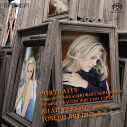 Portraits – songs by Clara and Robert Schumann
