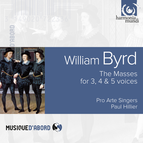 Byrd: The Masses for 3, 4 & 5 voices