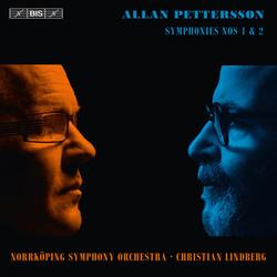Allan Pettersson – Symphonies Nos 1 & 2