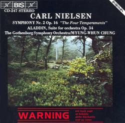Nielsen - Symphony No.2