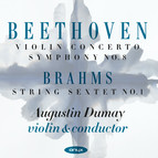 Beethoven: Violin Concerto - Symphony No. 8 - Brahms: String Sextet No. 1