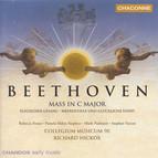 Beethoven: Mass in C Major / Elegischer Gesang / Meeresstille Und Gluckliche Fahrt