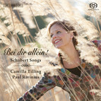Bei dir allein!  Schubert Songs