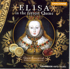 Johnson: Elvetham Entertainment / Byrd: Fantasia / Dowland: The First Booke of Songs