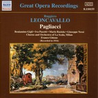 Leoncavallo: Pagliacci (Gigli / La Scala) (1934)