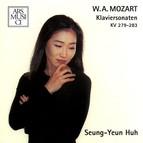 Mozart: Klaviersonaten, K. 279-283