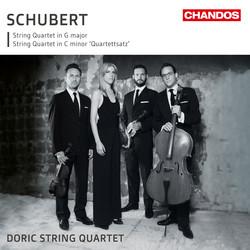 Schubert: String Quartets Nos. 12 & 15
