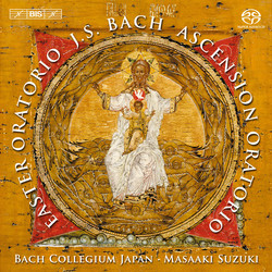 J.S. Bach - Easter Oratorio and Ascension Oratorio