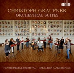 Graupner: Orchestral Suites