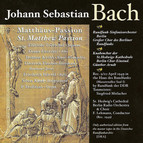 Bach, J.S.: St. Matthew Passion (Lehmann) (1949)