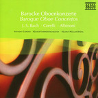 Albinoni / Bach / Corelli / Cimarosa / Handel: Baroque Oboe Concertos