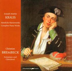 Kraus: Sämtliche Klavierwerke