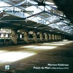 Feldman: Palais de Mari - Piano