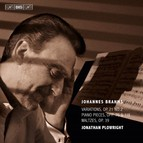 Brahms – The Complete Solo Piano Music (III)