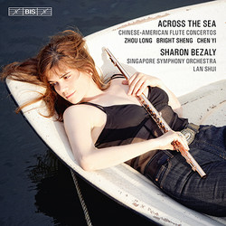 Across the Sea – Chinese-American Flute Concertos