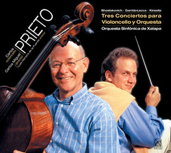 Shostakovich, D.: Cello Concerto No. 1 / Garrido-Lecca, C.: Cello Concerto / Kinsella, J.: Cello Concerto No. 1