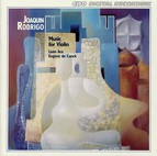 Rodrigo: Music for Violin