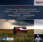 Mahler, G.: Lieder Eines Fahrenden Gesellen / Kindertotenlieder / Des Knaben Wunderhorn (Excerpts)